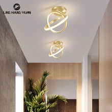 цена на Led Modern Ceiling Lights Aisle lights for Bedroom Living Room Dining room Corridor Ceiling Lamps Indoor Decor Lighting Fixtures