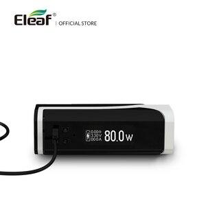 Image 5 - 원래 Eleaf iKuu i80 배터리 3000mAh 내장 배터리 출력 80W 와트 VW/바이 패스/TC 모드 전자 담배