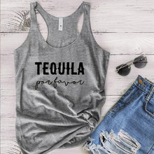 Tequila Shirt Drinking Tee Plus Size 90s Aesthetic Top Girls Gothic Streetwear Clothes Women Funny Tshirt 21st Birthday(China)