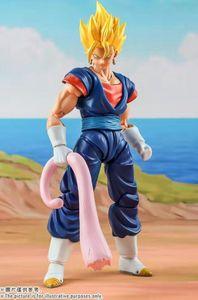 Image 3 - Améliorer version Demoniacal Fit 2.0 végétto figurine jouet SSJ ultime combattant Goku végéta DBZ 1/12 bonne qualité