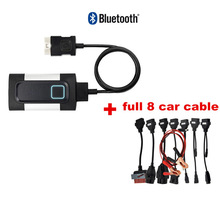 obd obd2 scanner for autocome cdp pro 2019 with bluetooth tcs cdp truck car diagnostic tool +8 pcs car cables diagnostics auto dhlfree 2017 multi vehicle diag mvd tcs cdp pro plus led with bluetooth 2015 1 free active 8 pcs full set cable for car