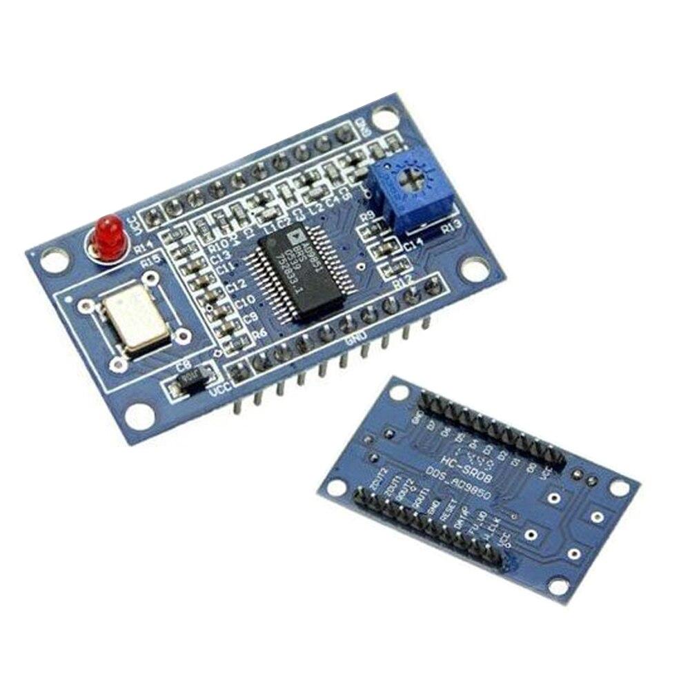 AD9850 DDS Signal Generator Module 0-70MHz 2 Sine + 2 Square Wave 0-1MHz Signal Generator Module For Home Diy Tools 2019 New
