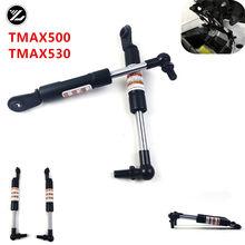 2pcs Frente Capa Levante Suporte Choque Strut Braço Para Yamaha TMAX TMAX 500 530 2009 T-MAX 530 2016 2009-2016 2015 TMAX530 560