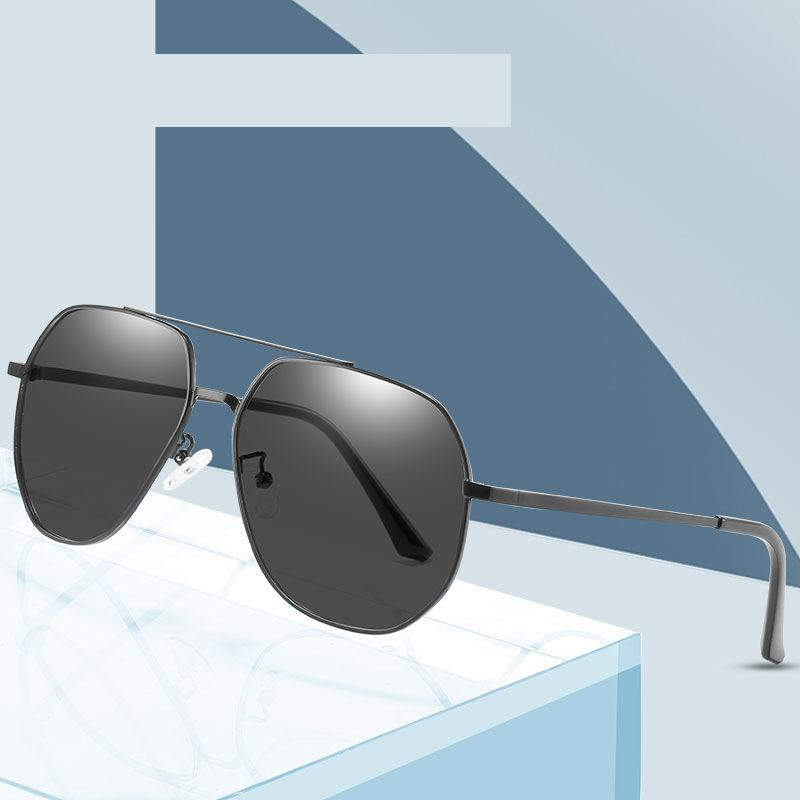 New Mirror Polarizing And Discoloring Sunglasses discoloration Outbound Wholesale  Luxury Brand Mens Sun Glasses