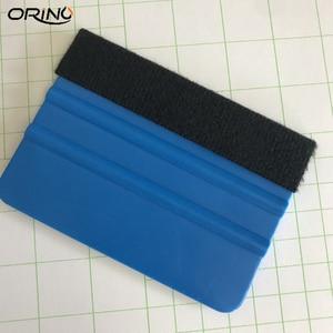 Image 5 - 1000pcs Pro Felt Edge Squeegee Vinyl Car Van Bike Wrap Wrapping Spatula Tool Scraper Car Wrap Applicator Tool