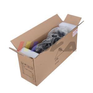 Image 5 - 4 heads confetti streamer machine dmx spray colorful confetti launcher wedding dj stage effect