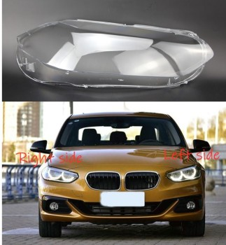 Car Headlamp Lens For BMW 1 Series Sedan F52 118 120 125 2017 2018 2019 Car Headlight cover Headlamp Lens Auto Shell Cover image