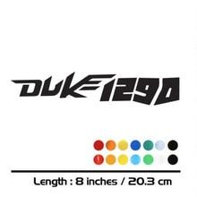 Decals Moto-Sticker KTM DUKE1290 for 2-X-New-Sales Notebook-Luggage-Helmet Fairing Fuel-Tank-Wheels
