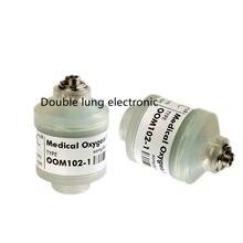 O2 חיישן גרמניה EnviteC רפואי חמצן חיישן חמצן סוללה OOM102 1
