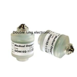 Image 1 - O2 cảm biến Đức EnviteC y tế cảm biến oxy oxy Pin OOM102 1