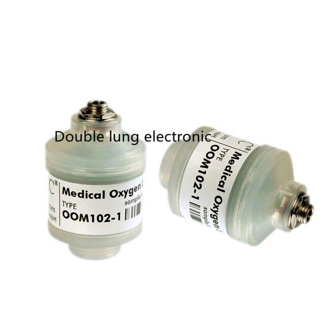 Sensor O2, Alemania, EnviteC, sensor de oxígeno médico, batería de oxígeno, OOM102 1