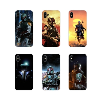 Boba Fett render For Samsung Galaxy A3 A5 A7 A9 A8 Star A6 Plus 2018 2015 2016 2017 Accessories Phone Shell Covers image