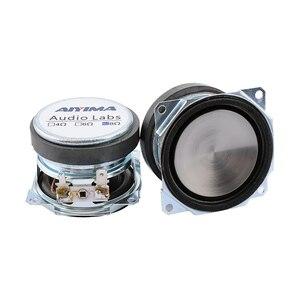 Image 4 - AIYIMA 2Pcs 2 Inch Audio Full Range Speaker Unit 52MM 8 Ohm 10W Uplifting Angle Waterproof Sound Speaker Driver DIY Home Theater