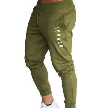 2020 New Men Joggers for Jordan 23 Casual Men Sweatpants Gray Joggers Homme Trousers Sporting Clothing Bodybuilding Pants K - 4XL, 2