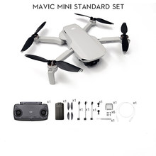 DJI Mavic Mini fliegen mehr combo/Mavic mini drone mit 2,7 k kamera FCC MT1SS5 version flug zeit 30 minuten original auf lager