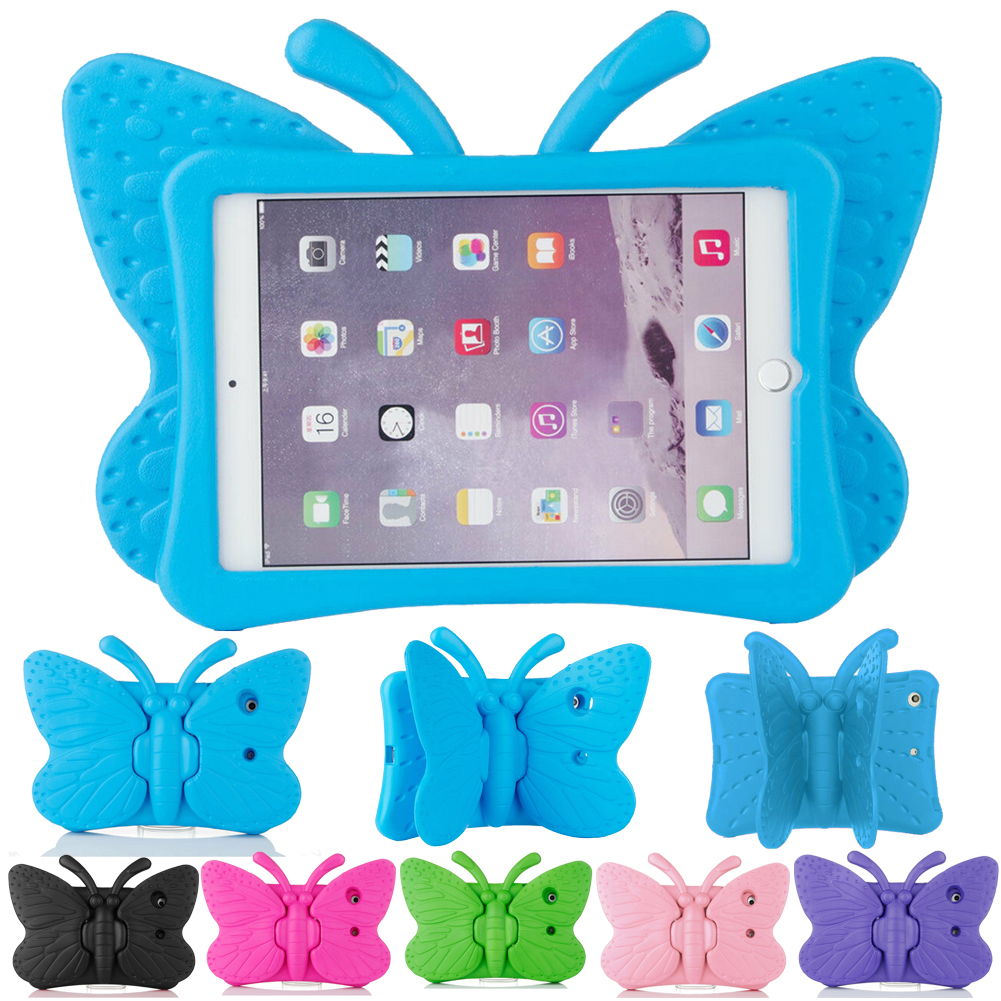 Air Kids Cover A2316 Case EVA for iPad A2324 Tablet Case 2020 Safe 4 Stand Handle