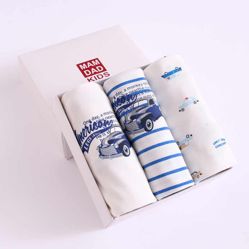 Iairay 3 قطعة/المجموعة/المجموعة الصيف القطن تانك القمم بنين الأزرق شريط أكمام قميص علوي بوي القميص ملابس داخلية للأطفال الأطفال الصدرية الدبابات