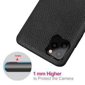 Image 4 - Cho Iphone 11 Ốp Lưng cho Apple 11 Pro 11 Pro Max Nhà Ở MOFI Silicone Chống Sốc 11pro Capa 11 vợt cầu lông Promax Da PU Coque