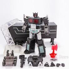Jinbao Transformation Mini OP Commander MPP10 MPP10 B MPP10B With Trailer Roller Flying Backpack Action Figure Robot Toys Gifts