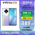 Смартфоны На Андроид Не Дорогие Infinix Zero 8 Глобальная Версия 8/ 128 Гб Оперативной Памяти Восьмиядерный Процессор 90 Гц 6,8