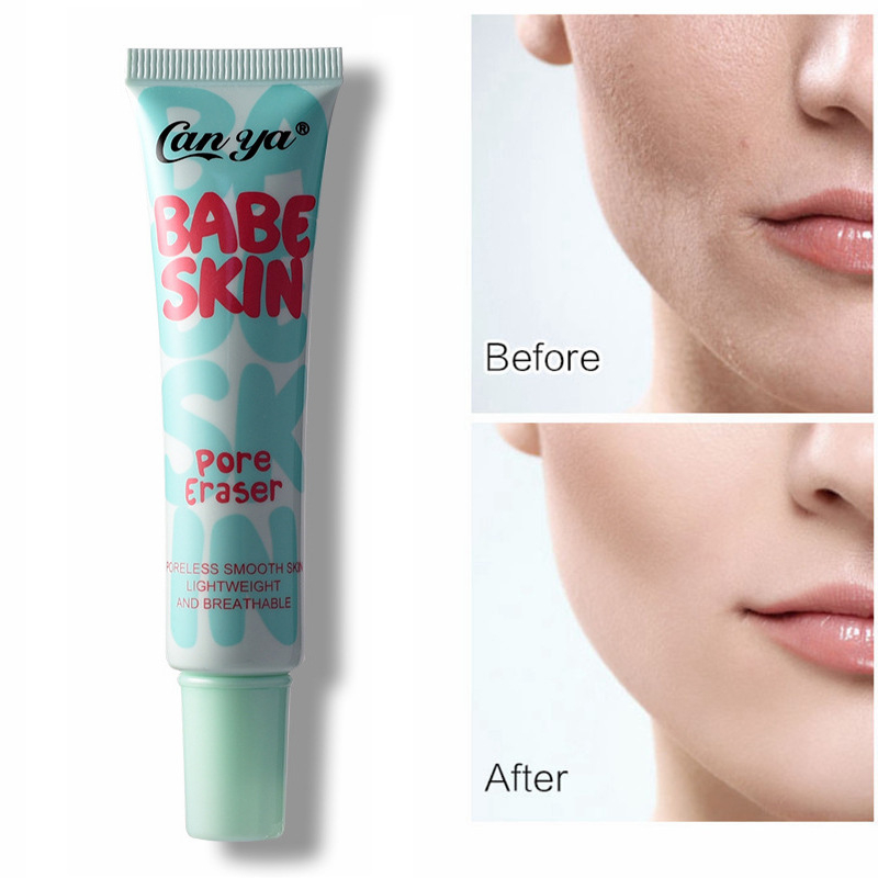 Face Primer Makeup Matte Base Foundation Make Up Pores Invisible Oil-control Brighten Facial Eye Primer Cream Cosmetic Maquiagem image