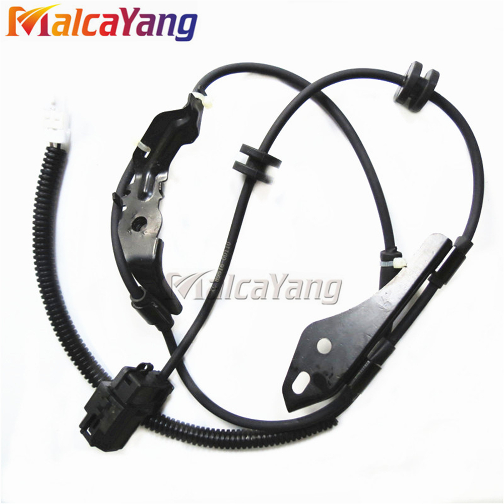 New Auto Parts Rear Right ABS Wheel Speed Sensor For Toyota Yaris Vitz 08 12 Vios 89516 0D110 895160D110|sensor re|sensor sensor|sensor speed - title=