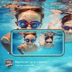 Image 2 - Shellbox Ốp Lưng Chống Nước Dành Cho Huawei P20/P20 Pro/P20 Lite/Mate 20 Pro Bơi Bao Da Ốp Lưng Điện Thoại coque Chống Nước Điện Thoại Trường Hợp