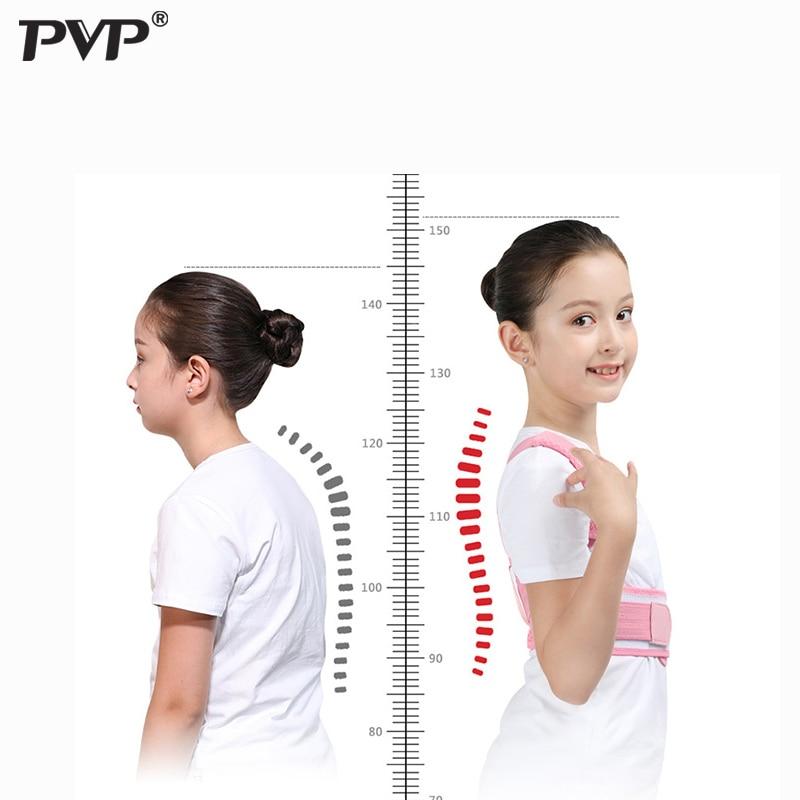 Adjustable Children Posture Corrector Belt with Detachable Shoulder Pad to Develop Good Walking and Sitting Posture 1