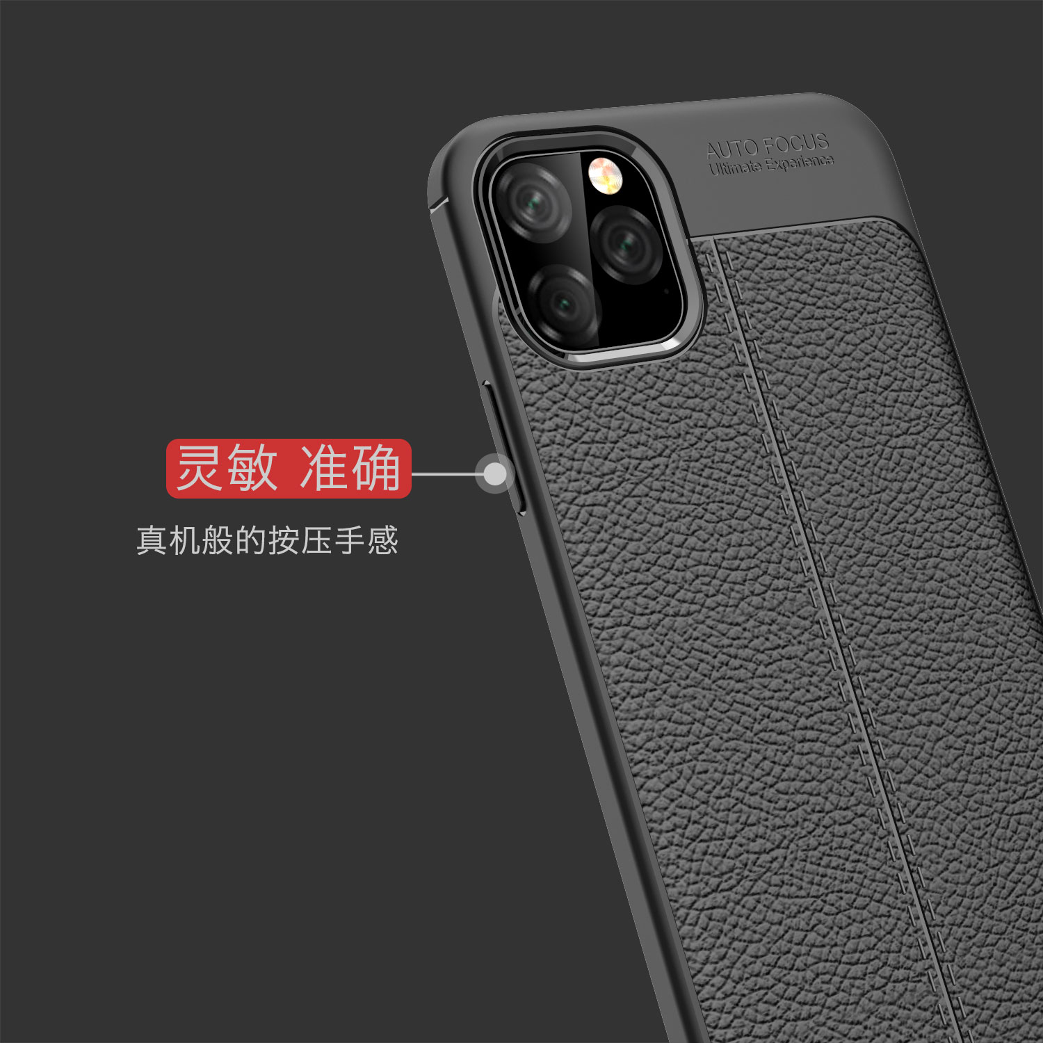 H55b4fc4b3f364abdb47a3ee8d2b22916r For iPhone 11 Pro Max Case 7 8 5S 6S Plus XR XS SE Apple Case Luxury Leather PU Soft Silicone Phone Back Cover For iPhone 11 Pro