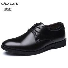 цены на Dress Shoes Men Oxford Patent Leather Men's Dress Shoes Business Shoes Men Oxford Leather Zapatos De Hombre De Vestir Formal  в интернет-магазинах