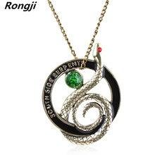 Riverdale southside serpents Necklace snake crown Pendant Zinc Alloy Jewelry Accessories все цены