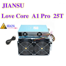 Asic – mineur de Bitcoin, noyau amour A1Pro 23T BTC, avec PSU économique que Antminer S19 T19 S17 T17 Z15, whatsapp M21S M31