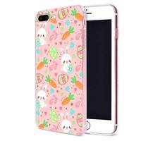 case iphone 5 My Rabbit Girl Queen Case for Apple iphone 11 Pro X XS Max XR 7 8 6 6S Plus + 5 S SE 5C Silicone Carcasa Phone Coque Cover (4)