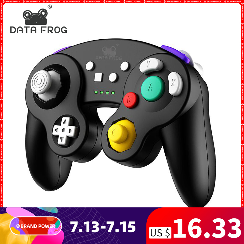 Game-Controller Gamepad Pc Joystick Data Frog Swith Mobile-Phone Nintendo Android For Ps3
