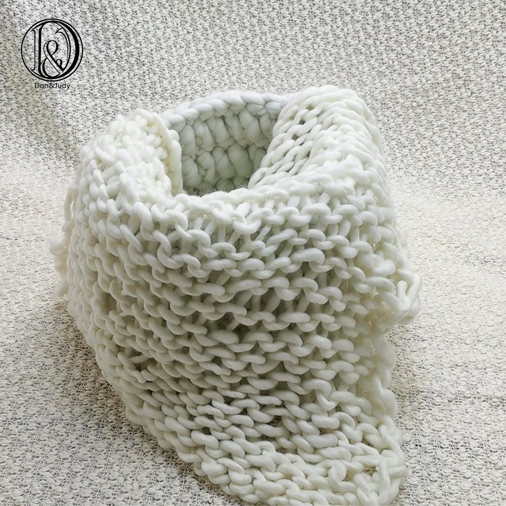 Don&Judy 100% Wool Handcraft Blanket + Basket Nest + 150*100cm Backdrop Photo Newborn Blanket Background For Photo Shoot Prop
