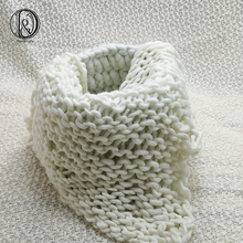 Don&Judy 100% Wool Handcraft Blanket + Basket Nest + 150*100cm Backdrop Photo Newborn Blanket Background for Photo Shoot Prop