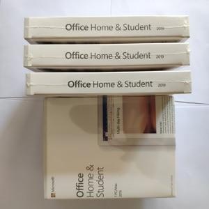 Image 2 - Microsoft Office Home & Студенческая Лицензия 2019 для Windows 10, Розничная коробка, лицензия на товар, карта ключа