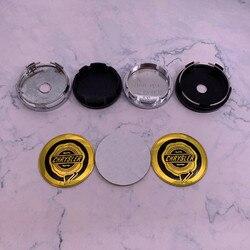 4 pçs 56mm 60mm logotipo chrysler carro emblema roda centro hub tampa aro reequipamento emblema cobre decoração criativa etiqueta acessórios