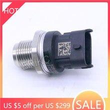 New Fuel Rail Pressure Sensor 0281002864 for VOLVO 3843100 30677300 20792328 21407309 20973777