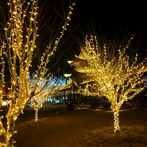 Led String Lights10M 100 Lights LED Christmas Tree Fairy Light Chain Waterproof Home Garden Wedding Outdoor Holiday Decoration