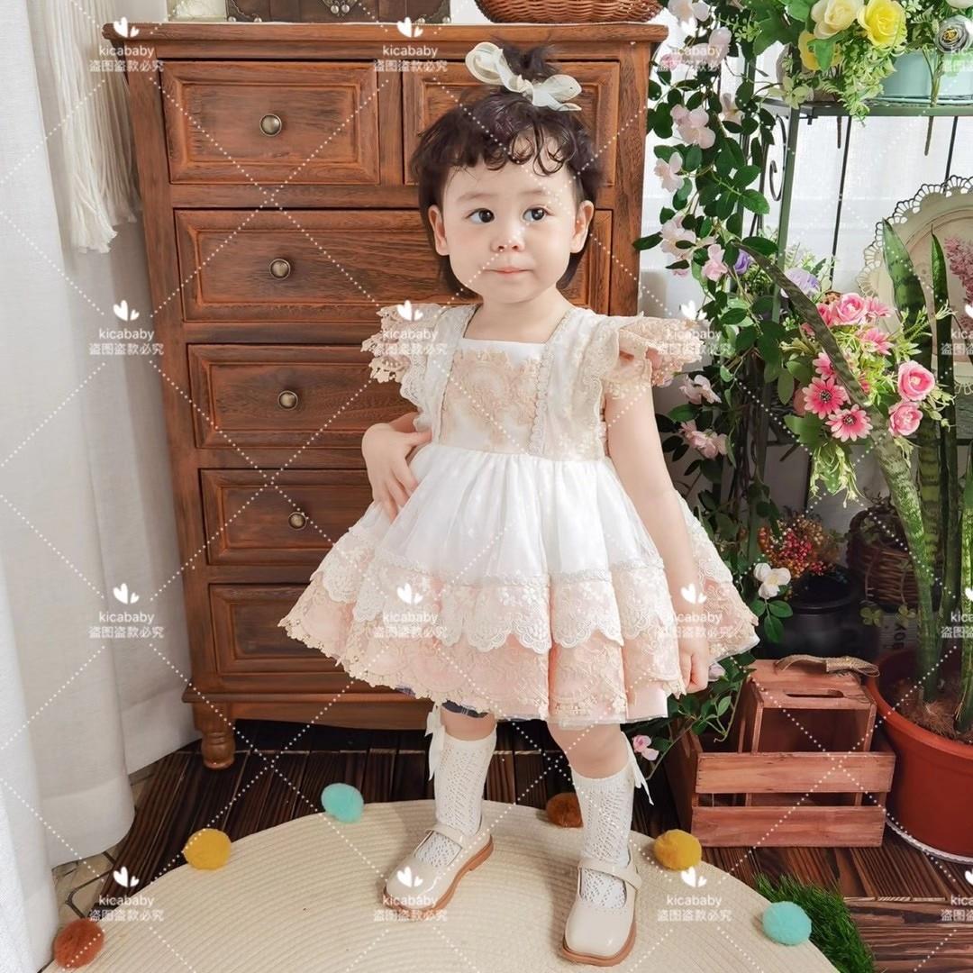 verao roupas de bebe rendas costura sem 01