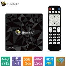 Beelink GT1 Ultimate Android 7.1 TV Box Amlogic S912 Octa Co