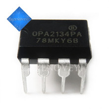 5pcs/lot OPA2134PA OPA2134 DIP 8 In Stock