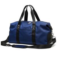 Gym bags waterproof sport handbag women men fitness workout Storage case for Gym yoga Basketball Sports rucksack Hide Backpack