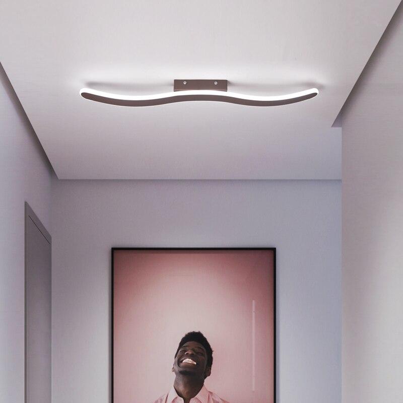 minimalismo led luzes de teto para 04