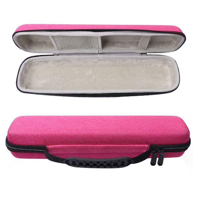 4 Colors Hard EVA Carrying Case Box Storage Bag For Hair Flat Iron Straightener Curler