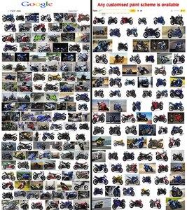 Image 5 - 5 geschenke + Nach movistar karosserie motorrad ABS Verkleidungen für VFR800 1998 1999 2000 2001 VFR 800 98 01