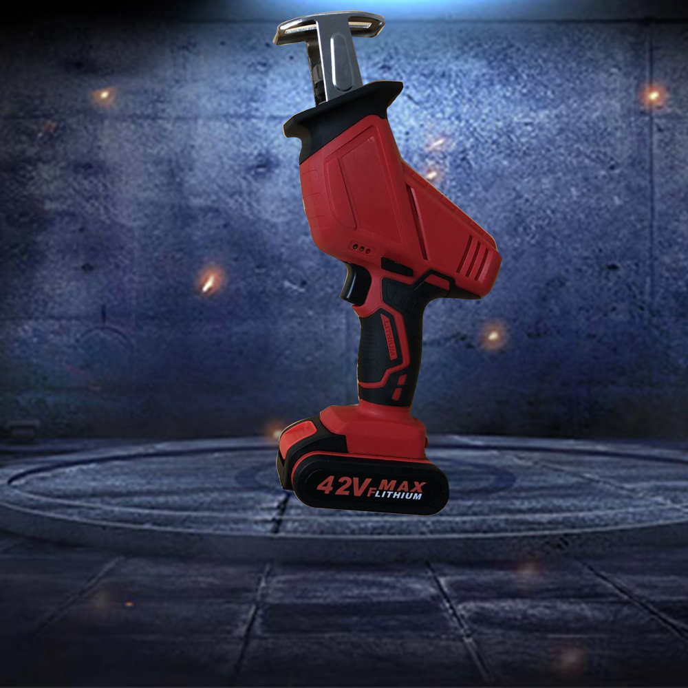 36-48V lithium reciprocating saws saber saw portable cordless electric power tools jig saw with LED light and Saw blade