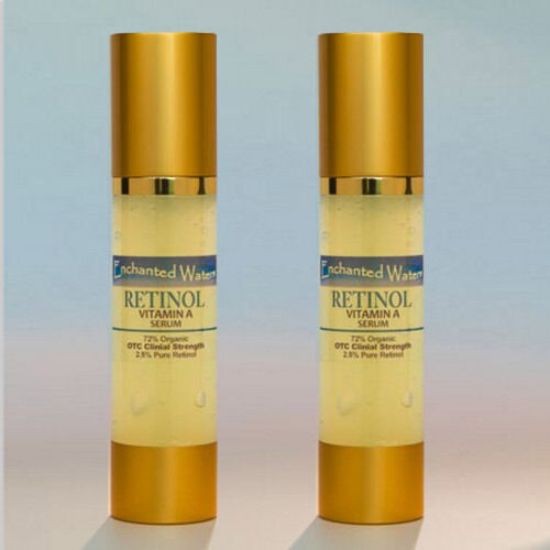 Nouveau rétinol pur vitamine A 2.5% bio, sérum crème anti-acné 4oz 120ml