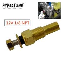 Hypertune-12 В 1/8 NPT гоночный Автомобильный датчик температуры масла Датчик температуры воды Датчик HT-TSU01